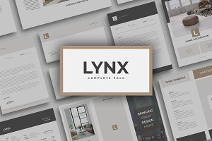 Lynx Complete Pack