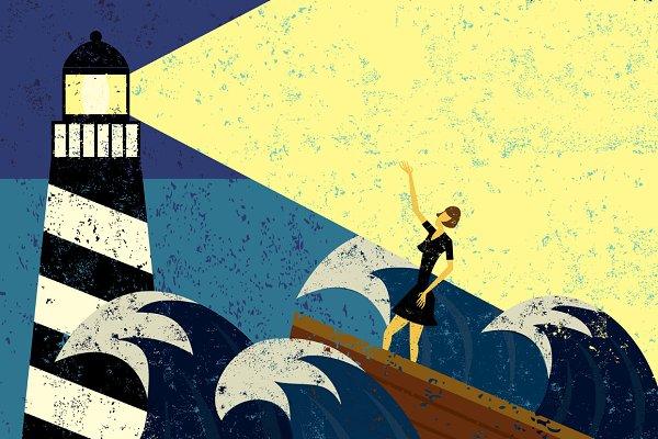 Guidance in Stormy Seas