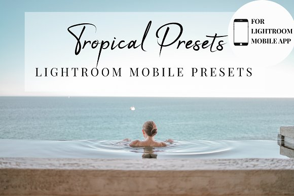 TROPICAL TRAVEL MOBILE PRESETS