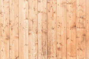 Wooden boards..