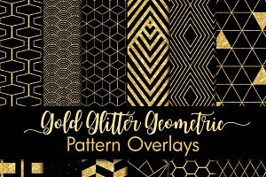 Geometric Pattern Overlay Clipart