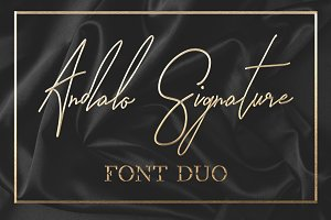 Andalo Font DUO