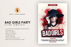 Bad Girl Party