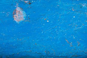 Blue rustic and vintage background