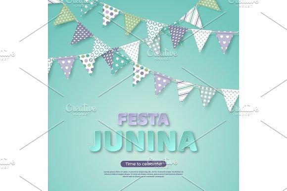 Festa Junina Holiday Design