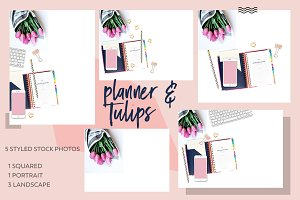 Planner Styled Stock Photo Pack