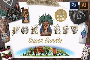 Super bundle Magic Forest