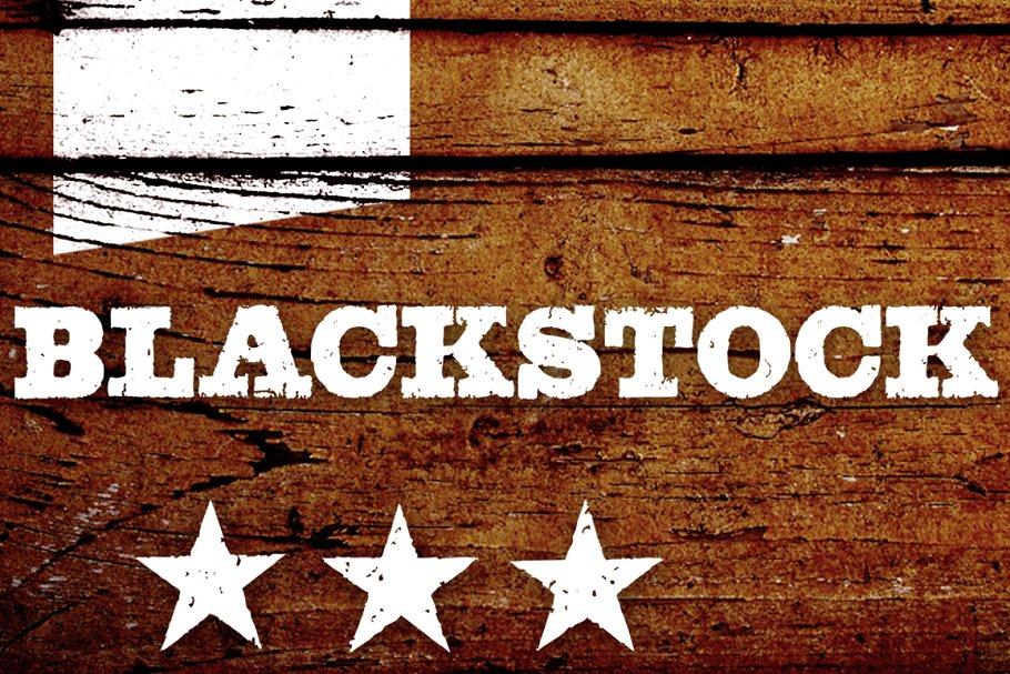 Best Blackstock Vector
