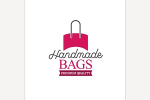 Handbag Shop Logo