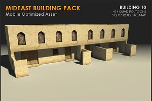 Middle Eastern Building Pack