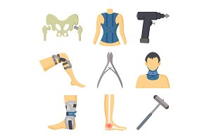 Orthopedic Instruments and Equipment for Recovery