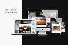 Monster  - Responsive Blogging Theme