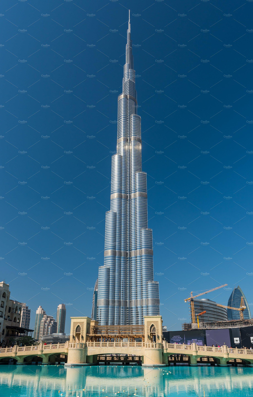 Burj Al Khalifa The Tallest Architecture Photos