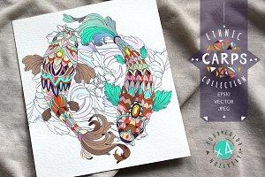 Ethnic Collection: Carps