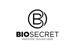 BIO SECRET Template Logo