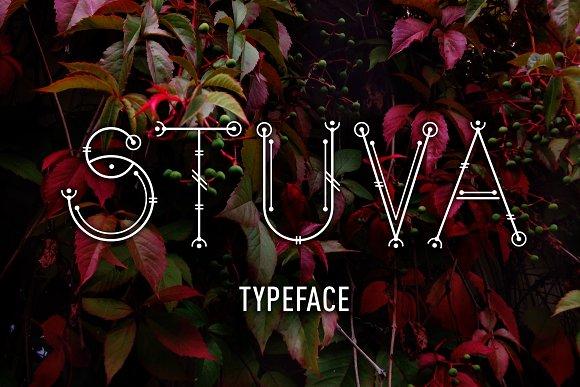 Stuva Typface