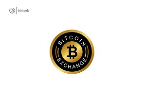Gold Bitcoin Exchange Logo