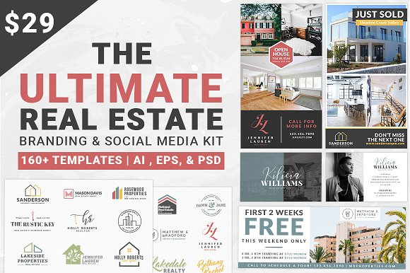 Real Estate Branding Kit