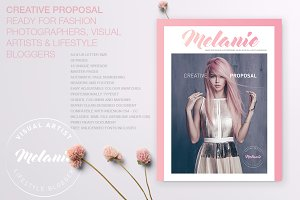 Melanie - Creative Proposal