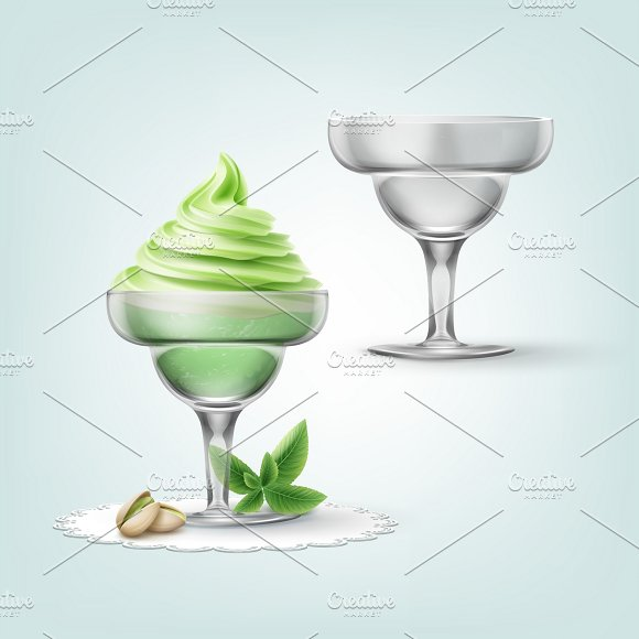Ice-cream In Cup