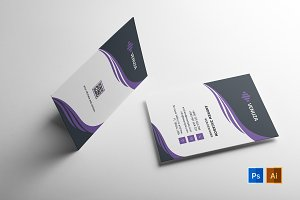 Business Card Template 61