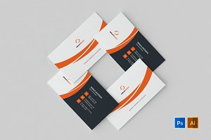 Business Card Template 62