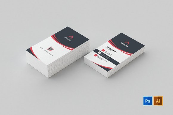 Business Card Template 63