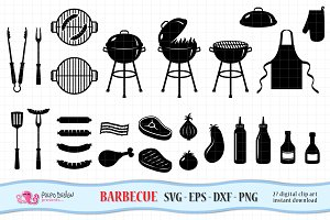 Barbecue SVG