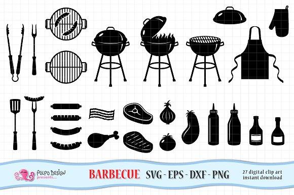 Barbecue SVG