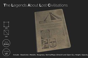 THE LEGENDS ABOUT LOST CIVILISATIONS