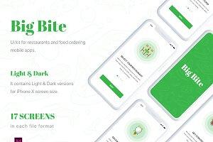 Big Bite iOS UI Kit