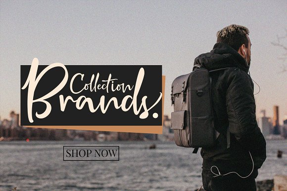 Crolinesy Daggaes Font Duo  in Script Fonts