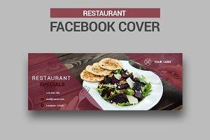 Restaurant Facebook Cover