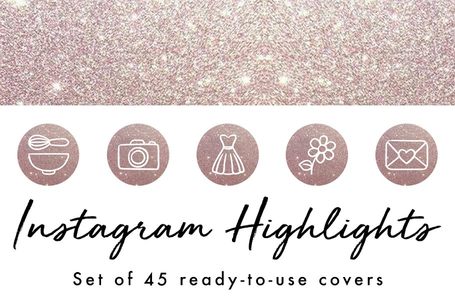 How To Make Instagram Highlight Covers Marble
