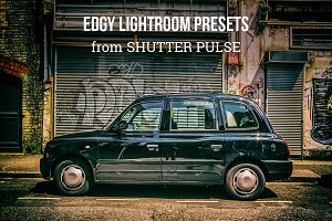 Edgy Lightroom Presets