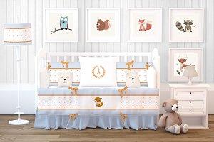 Baby Room Mockup 12/1