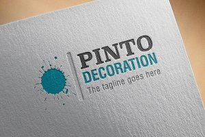 "Business Logo - ""Pinto"""