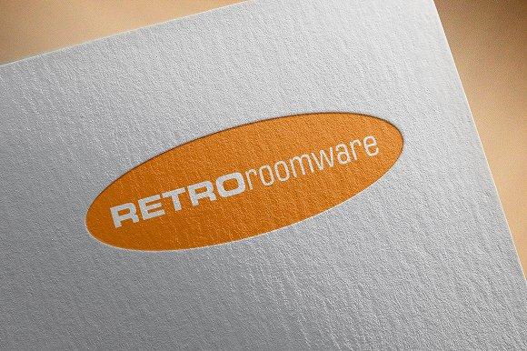 Stylish Logo Retro