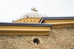 Gori cathedral Georgia