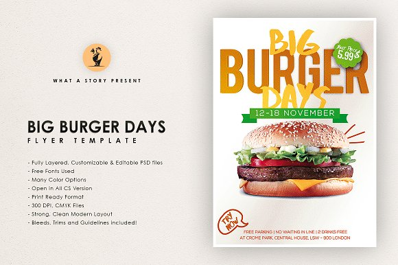 Big Burger Days
