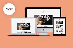 South - A WordPress Blog Theme