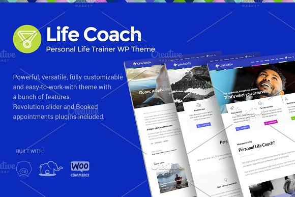 Life Coach Personal Life Trainer