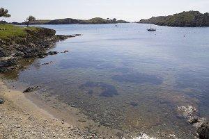 Seashore in Portlligat
