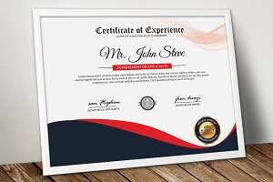 Diploma & Certificate Word Template