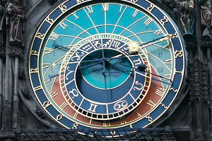 Czech Republic, Astronomical clock.