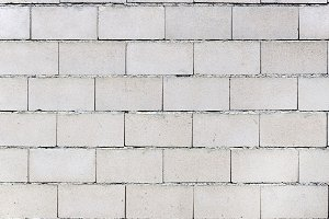 concrete blocks wall