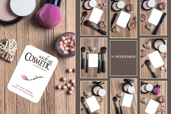 Cosmetik Styled Stock