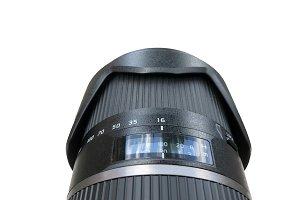 camera lens telezoom