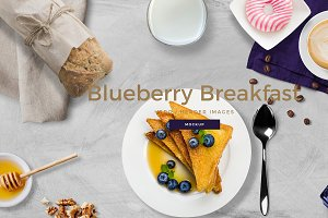 Breakfast Scene Creator - Mockup