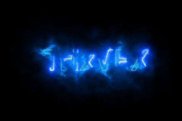 Electric Logo Reveal